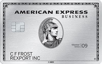 Amex Small Business Card