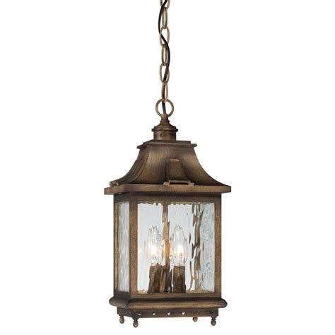 The Great Outdoors By Minka Lavery Wilshire Park 3 Light Great Outdoors Lighting
