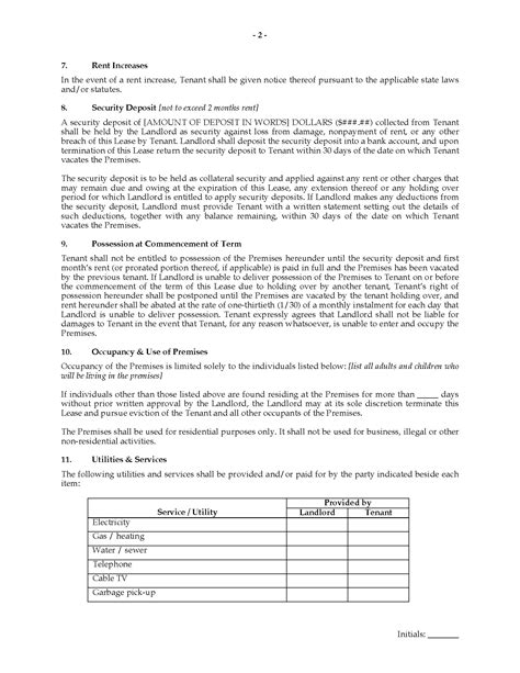 fixed term tenancy agreement template maine fixed term residential lease agreement forms