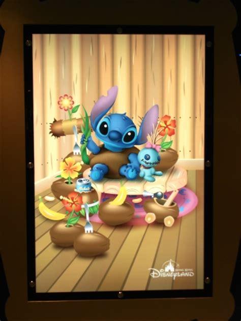 Boneka Stitch Original Hong Kong Disneyland stitch poster at disneyland store flickr photo