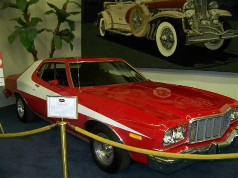 Hutch Auto starsky and hutch car picture of the auto collections las vegas tripadvisor
