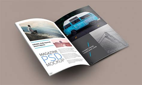 magazine layout design psd free download 30 free magazine mock ups for your next modern design