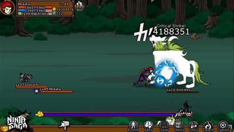 download game ninja saga offline mod apk android game ninja saga offline mod apk the latest site download