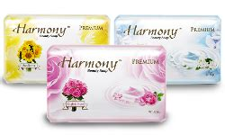 Harmony Fruity Soap Lemon 70g pt megasurya