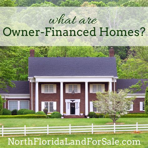what are owner financed homes a guide for buyers