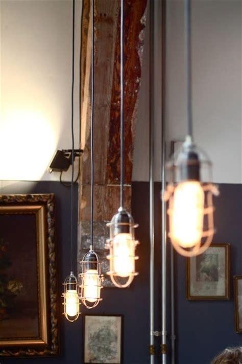 lighting industrial chic loft spaces