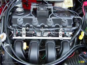 2005 Dodge Neon Engine 2005 Dodge Neon Sxt 2 0 Liter Sohc 16 Valve 4 Cylinder