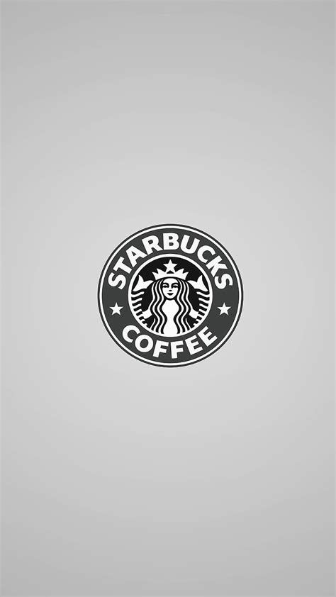 coffee logo wallpaper simple starbucks coffee logo 1080x1920 wallpaper android