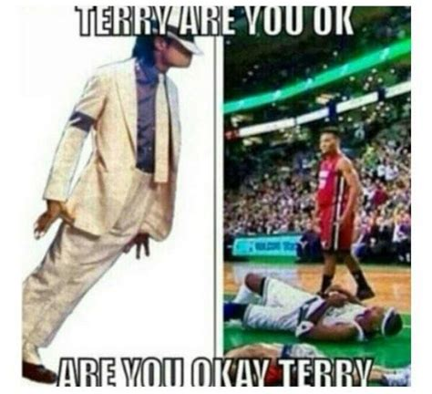 Terry Meme - lebron james crazy dunk on jason terry rip jet best memes
