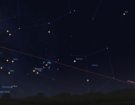 Meteor Shower 14th August by Saturn Scorpius Globular Clusters Aug 12 14 Perseid