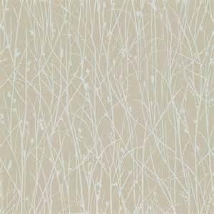 Wallpaper Designs For Grasses Wallpaper White 110149 Harlequin