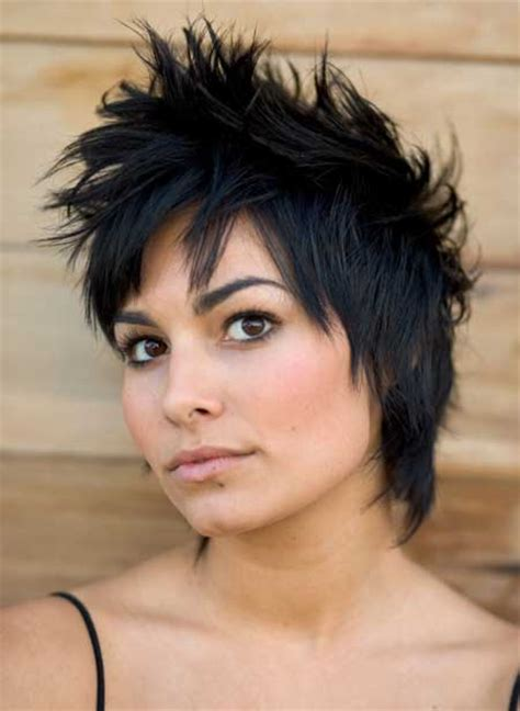 long and spiky shaggyhaiecuts long shaggy haircuts for women over 40 short hairstyle 2013