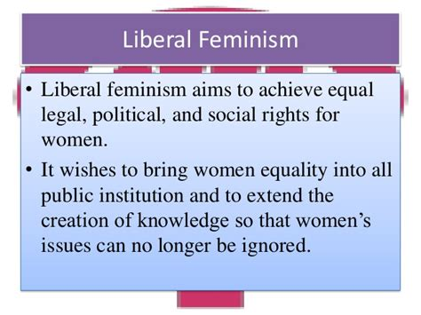 Race In The United States Essay by Feminism Thesis