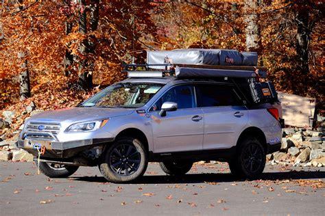 Subaru Outback Roof Rack Problem by Subaru Outback Subaru Outback Forums Scary Roof Rack Pics