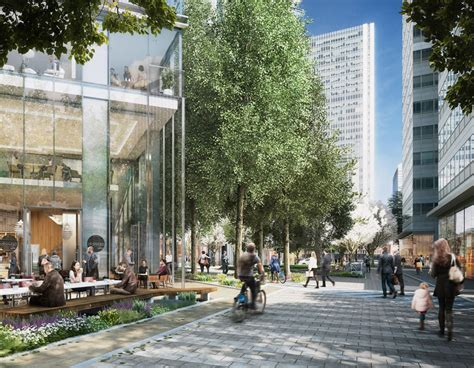 One Story Farmhouse Foster Partners Plans 73 Storey Residential Tower In London