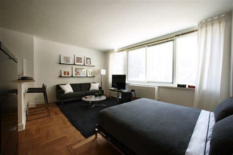 studio apartment setup exles einraumwohnung einrichten schlagfertige interieurl 246 sungen