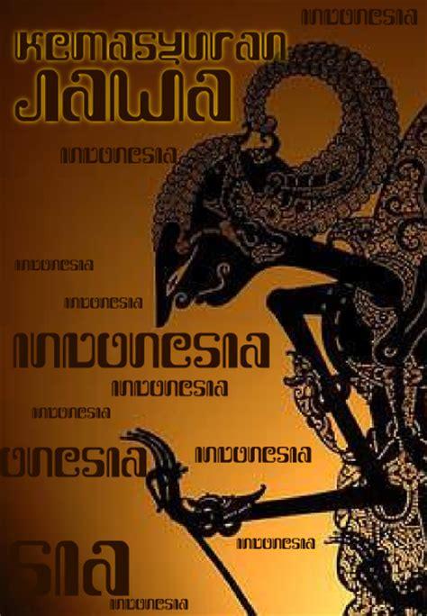dafont jawa 9 font indonesia banget karya anak bangsa monggo diunduh