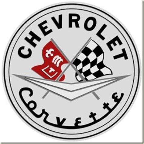 vintage corvette logo pdx retro 187 blog archive 187 the corvette turned 58 today