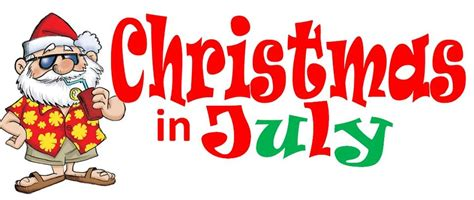 join my sting family and enjoy christmas in july