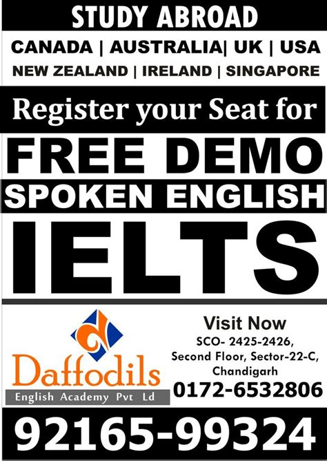 Mba In New Zealand Without Ielts by 17 Best Images About Ielts Coaching In Chandigrah On