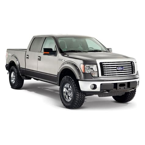 Ford Fender Flares by Bushwacker 174 Ford F 150 2011 Pocket Style Fender Flares