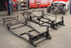 Porsche 550 Chassis Anyone Here A Beck Spyder Ffcars Factory