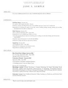 child actor resume sle theater resume sle cover letter actor resume format