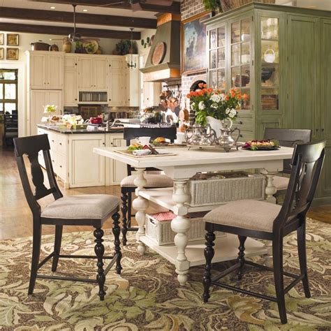 paula deen kitchen furniture paula deen by universal paula deen home gathering table