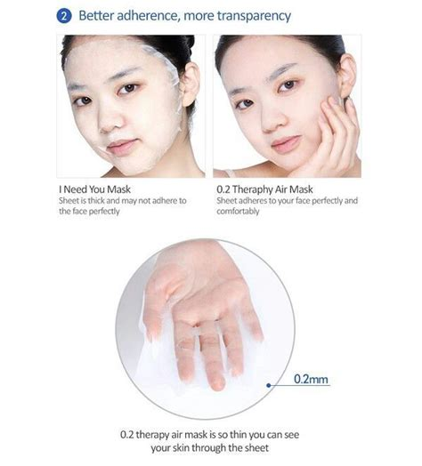 Etude House Air Mask Blueberry review etude house 0 2 therapy air mask blueberry korean amino