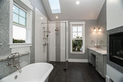 Bathroom Mosaic Ideas porcelanosa group projects a home in redondo beach