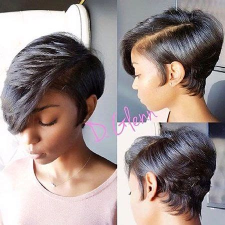 cool hairstyles with hair extensions 35 best short hairstyles for black women 2017 short