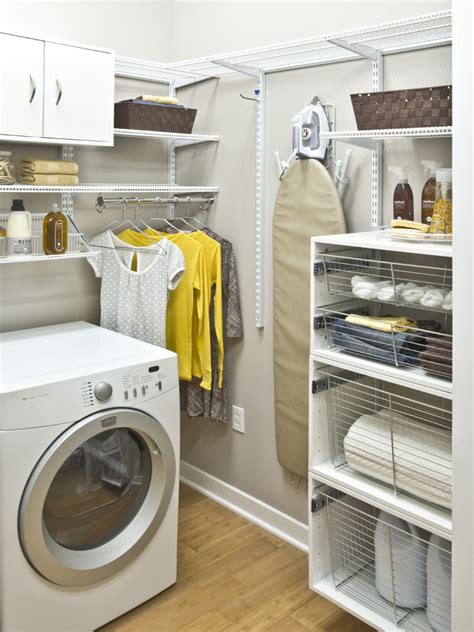 laundry unit design interior design fresh and clean with proper arrangement