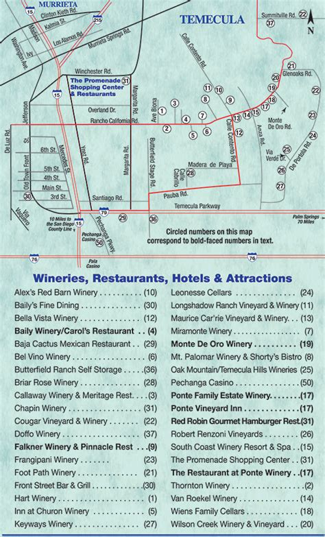 map of temecula temecula is san diego s nearby wine country san diegan