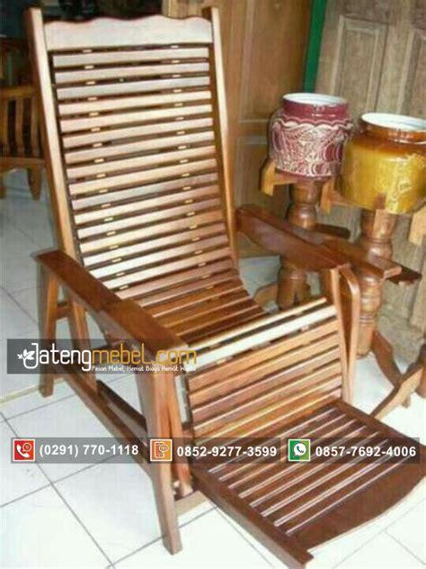 Kursi Goyang Rotan Murah toko furniture jual kursi goyang krepyak kayu jati harga murah jateng mebel