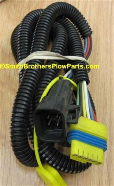 oem meyer wire headlight module plug    plow light