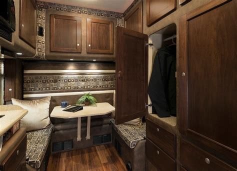 Semi Truck With Bathroom Living And Working In A Bolt Custom Semi Tractor Trailer Truck