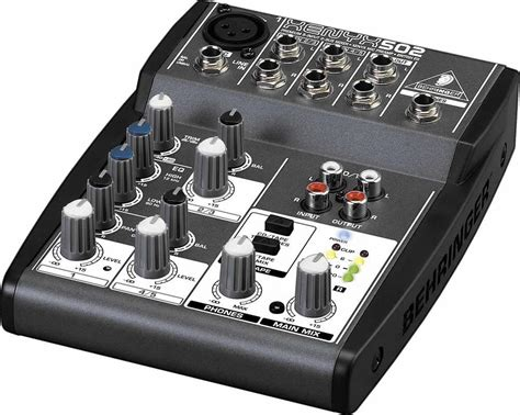 Behringer Mixer Malaysia behringer small format mixer xenyx 502 selangor end time 3 17 2013 3 15 00 pm myt