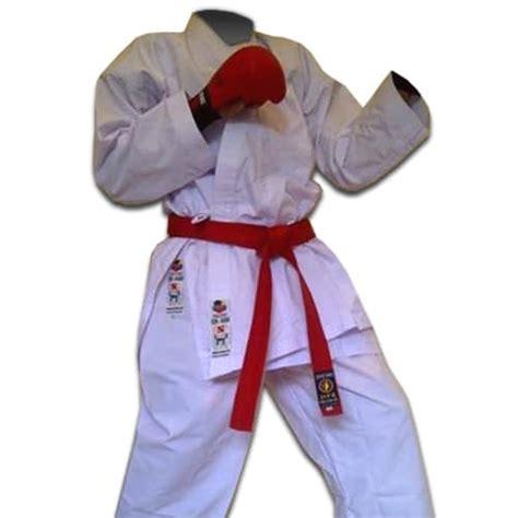 Baju Karate Forki Baju Seragam Karate Kumite Senkaido Original Pusaka Dunia