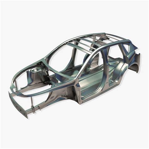 auto gestell 3d model car frame