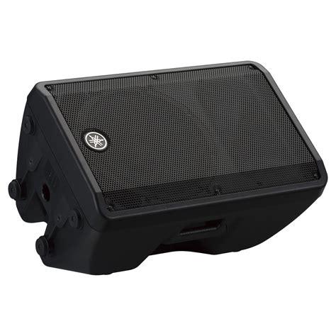 Yamaha Speaker Dbr 12 Active yamaha dbr12 active pa speaker at gear4music
