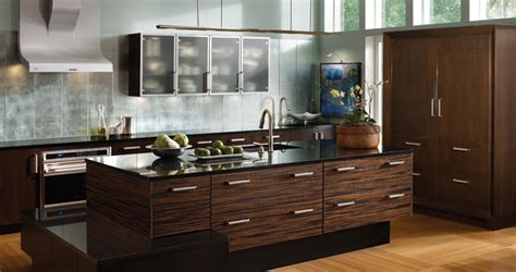 Connoisseur   Contemporary Kitchen Cabinets   Wood Mode
