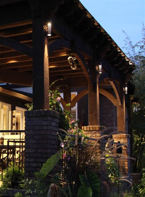 outdoor lighting salt lake city patio pergola and deck lighting ideas and pictures