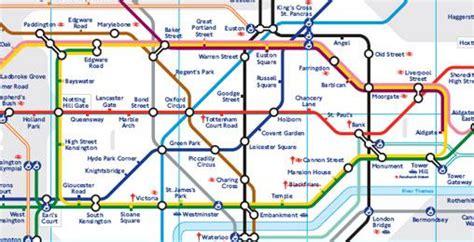underground rail map underground map