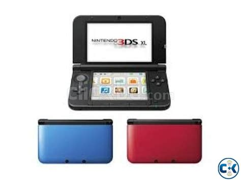 nintendo 3ds console price nintendo 3ds xl console brend new lowest price in db clickbd