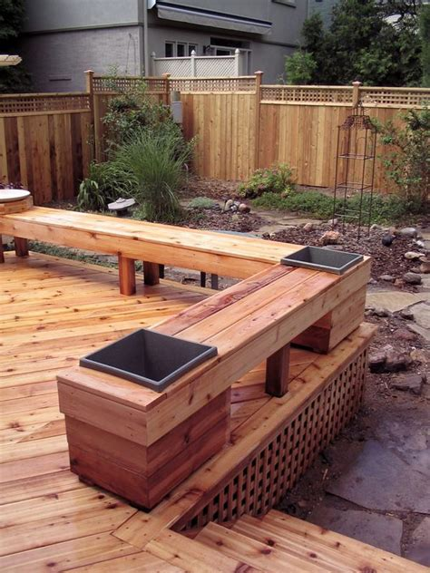 decking benches 1000 ideas about decking fence on pinterest back deck