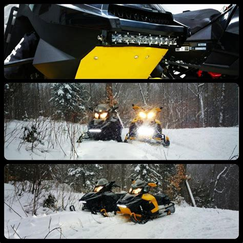 snowmobile led light bar 10 snowmobile products made in ontario