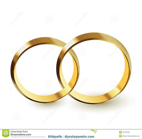 Eheringe Ineinander by Niedlich Hochzeitsringe Gold Clipart Eheringe Gold Clipart
