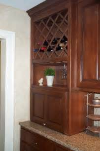 Kitchen Wine Cabinets kitchen cabinet wine rack kitchen ideas