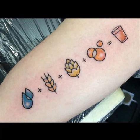flash tattoo ingredients bier tattoos tattoo ideen bl 246 dsinn und brauen