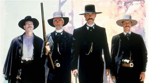 cowboy film wyatt earp movie review tombstone 1993 themarckoguy